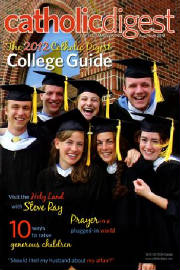 Catholic Magazine for  students