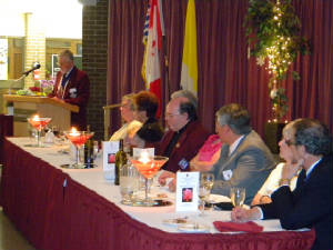 KOFC4949 2012 Ladies Apreciation Night GK Guenter A. Rieger Click on picture to watch video