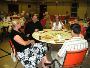 KOFC 4949 Father Dale's 50th birthday party