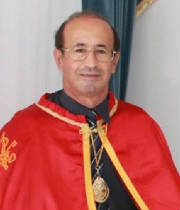 H.E. Chev. Peter Paul Portelli,Grand Master Knights of St.Peter & St.Paul