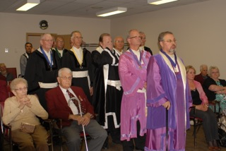 KOFC4949 Installation of Officers Fraternal year 2012-2013. Click picture to watch video